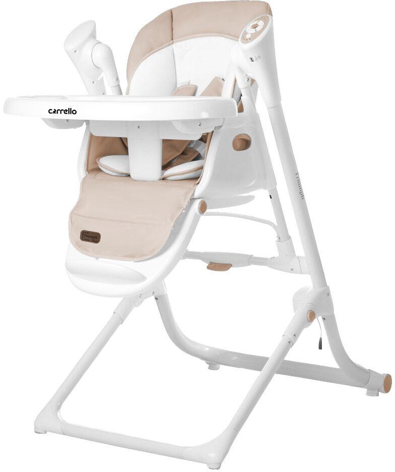 CARRELLO Krzesełko do karmienia Triumph Beige