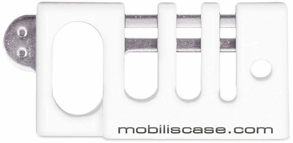 Mobilis 001230 - akcesoria do notebooka (białe, stal, 1 sztuka))