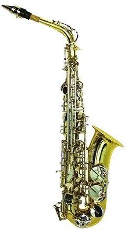 Dimavery SP-30 Eb, saksofon altowy, gold