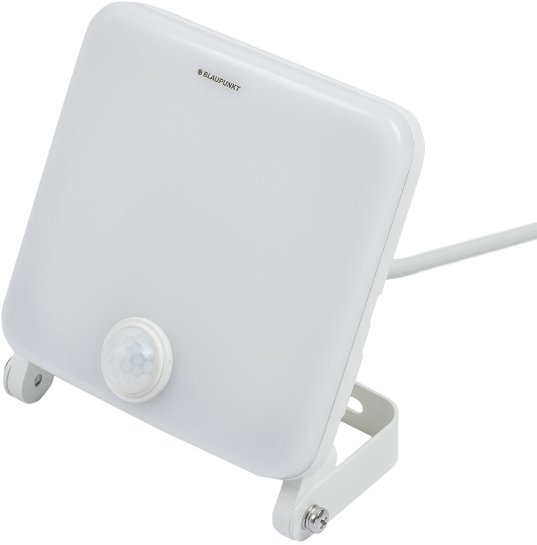 Naświetlacz LED StrongBeam 30W IP65 NLS30NW z czujnikiem ruchu i zmierzchu 4000K barwa naturalna BLAUPUNKT