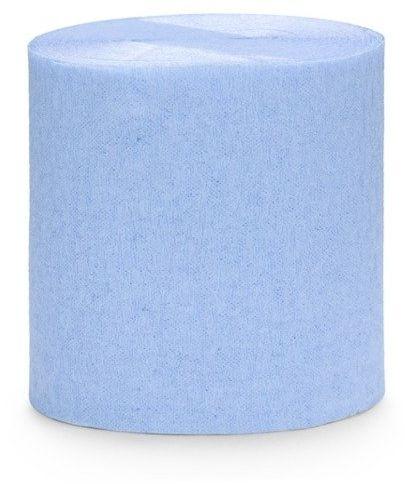 Krepa dekoracyjna j. błękit 5cm 10m 4 szt. KREP1-011J