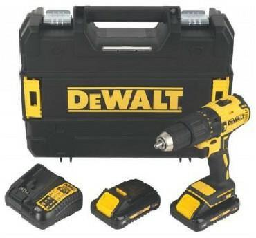 DEWALT.WKRĘTARKA UD.18V DCD778L2T-QW