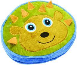 OOPS 10001.24 kolekcja miękkich zabawek jeż szczęśliwa poduszka, wielokolorowa