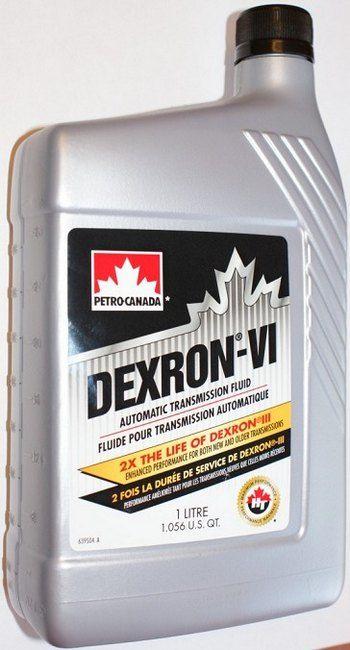Olej do automatycznej skrzyni biegów ATF DEXRON VI 1 l