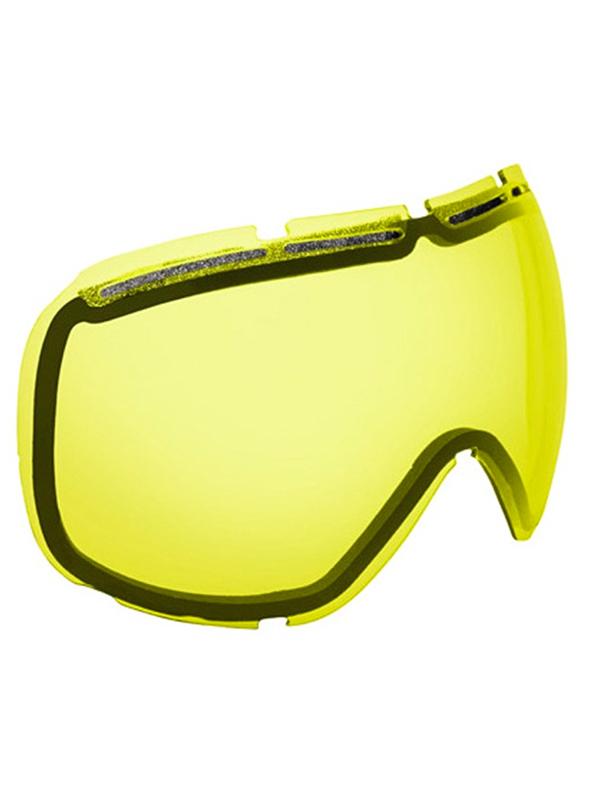 Vonzipper CHAKRA yellow womens snowboard goggles