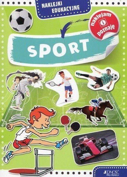 Naklejki edukacyjne Sport - Barbara Żołądek