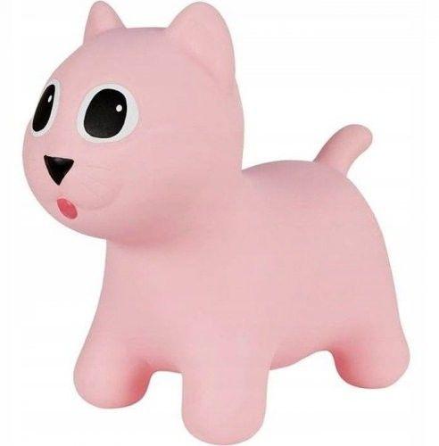 Skoczek Kotek TOOTINY - Różowy