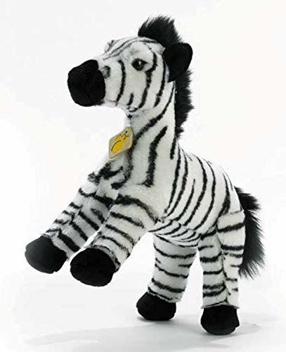 Plush & Company Pluszowy & Company_15909 Zippy-Zebra-Wysokość: 27 cm, Wielokolorowa