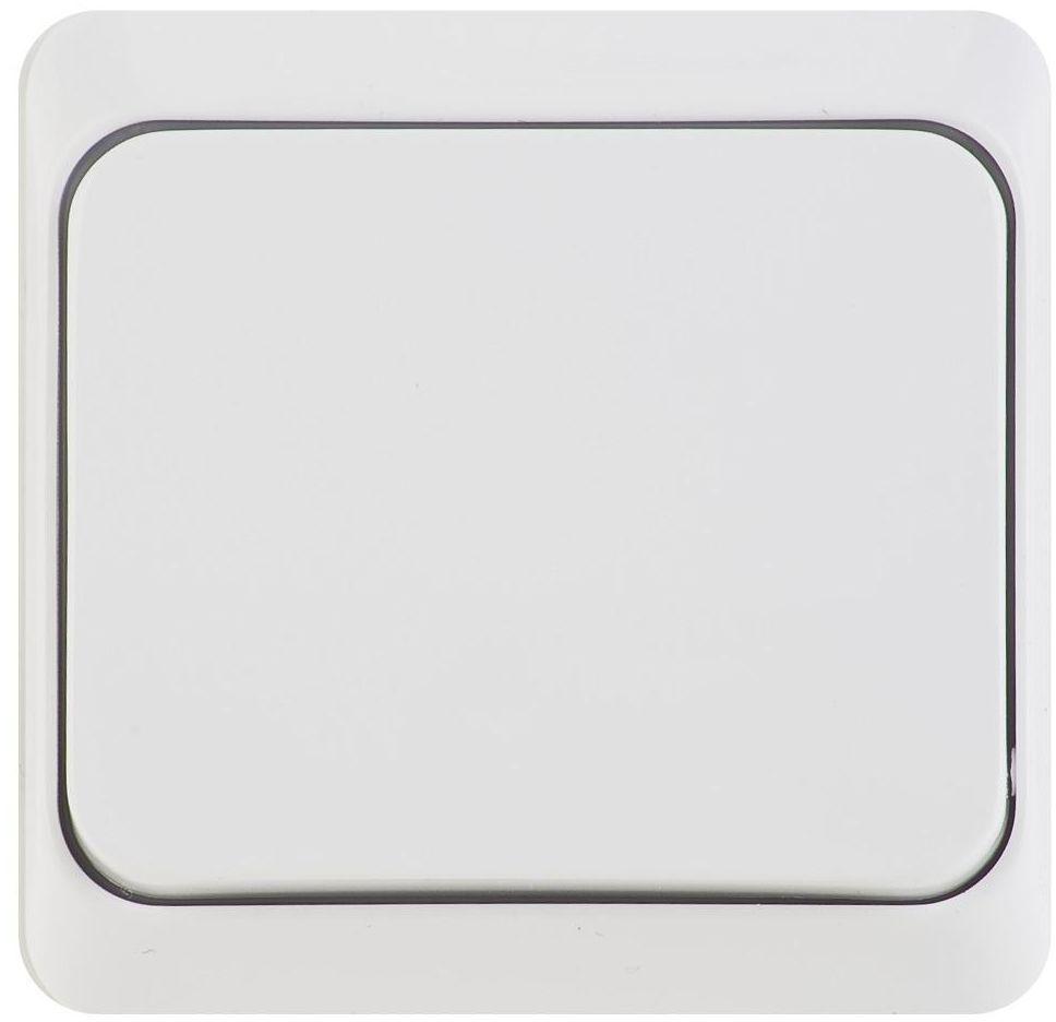 Włącznik pojedynczy PRIMA Biały SCHNEIDER ELECTRIC