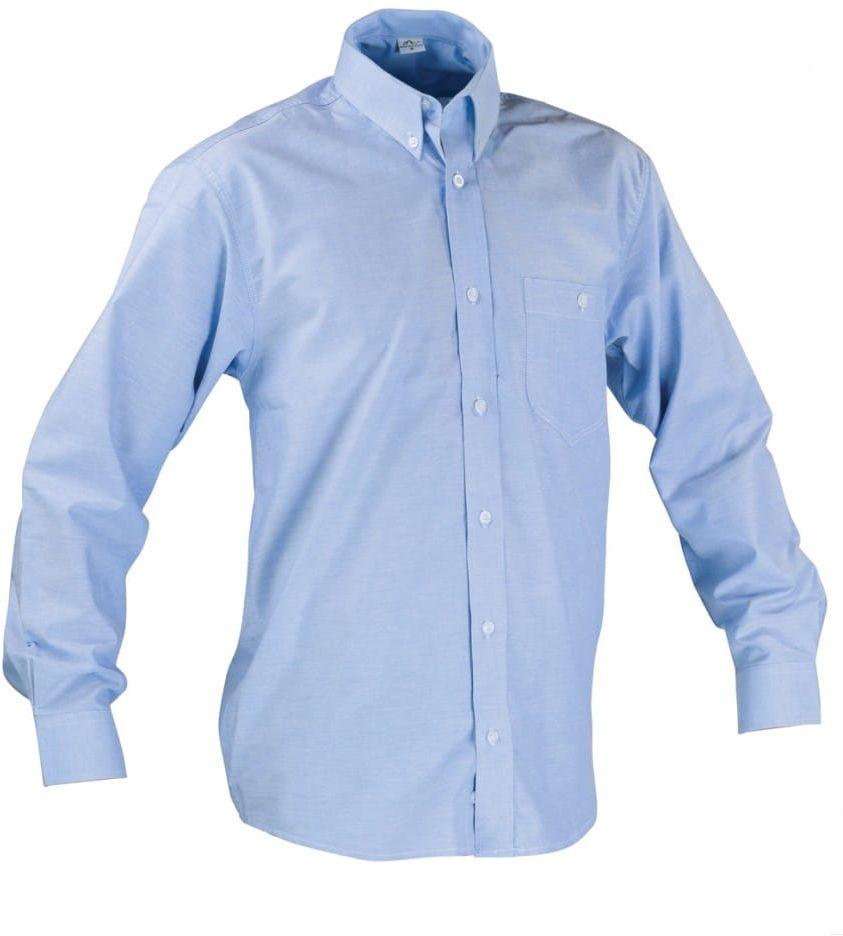 Koszula męska kelnerska(błękit)