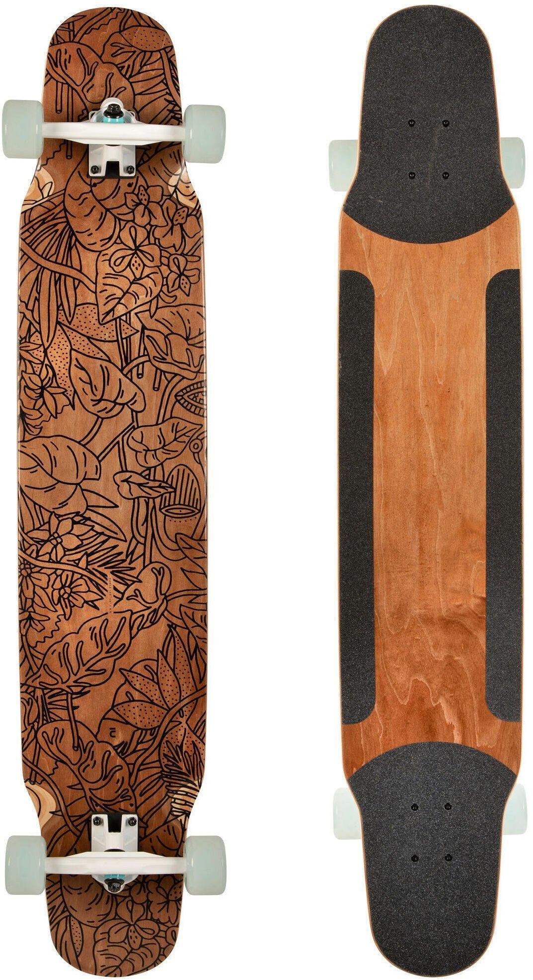 Deskorolka Longboard Dancing 100 Forest
