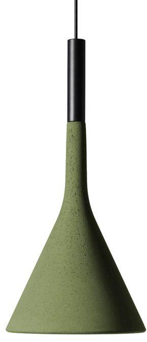 Aplomb Ø16,5 oliwkowy - Foscarini - lampa wisząca