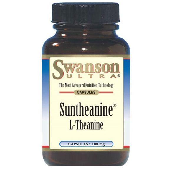 Suntheanine L-Theanine 60 kap.