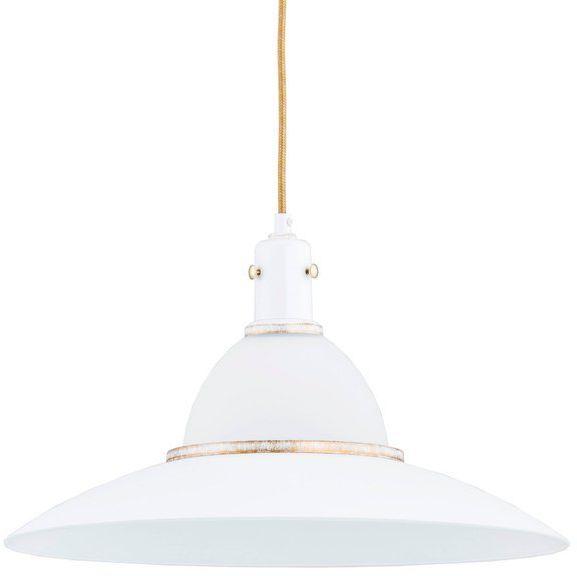 Nowoczesny lampa sufitowa MILEY I złoty śr. 42cm