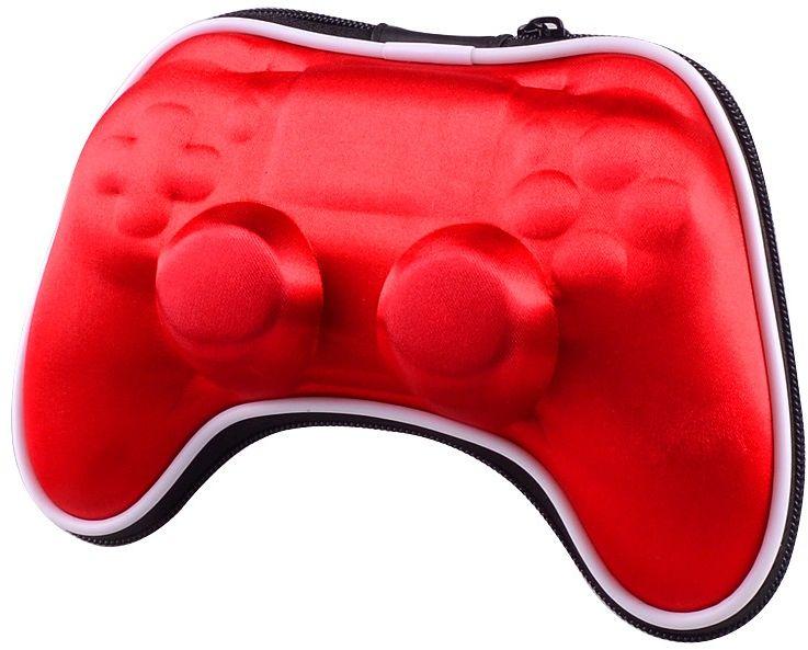 PlayStation 4 / PRO / Slim etui na kontroler czerwone z 4 naklejkami na lightbar Darmowa dostawa od 359PLN, Kup teraz zapłac później, raty 0% w PayU.
