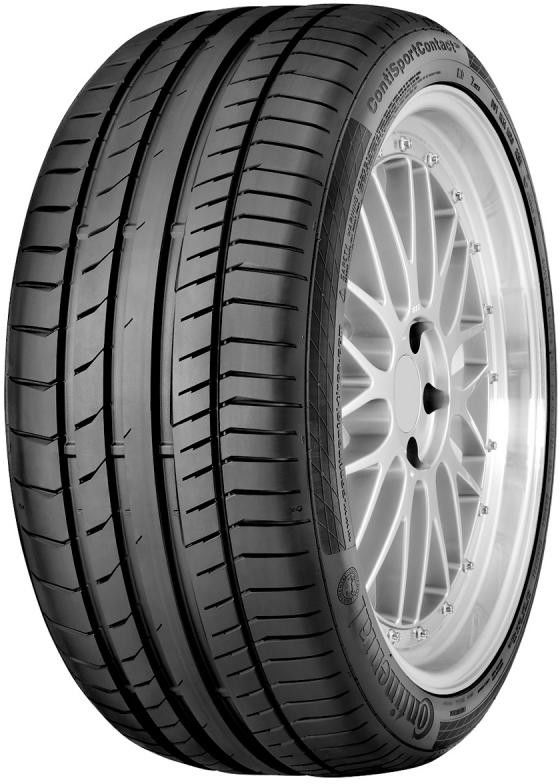Continental SPORT CONTACT 5 255/45 R17 98 W