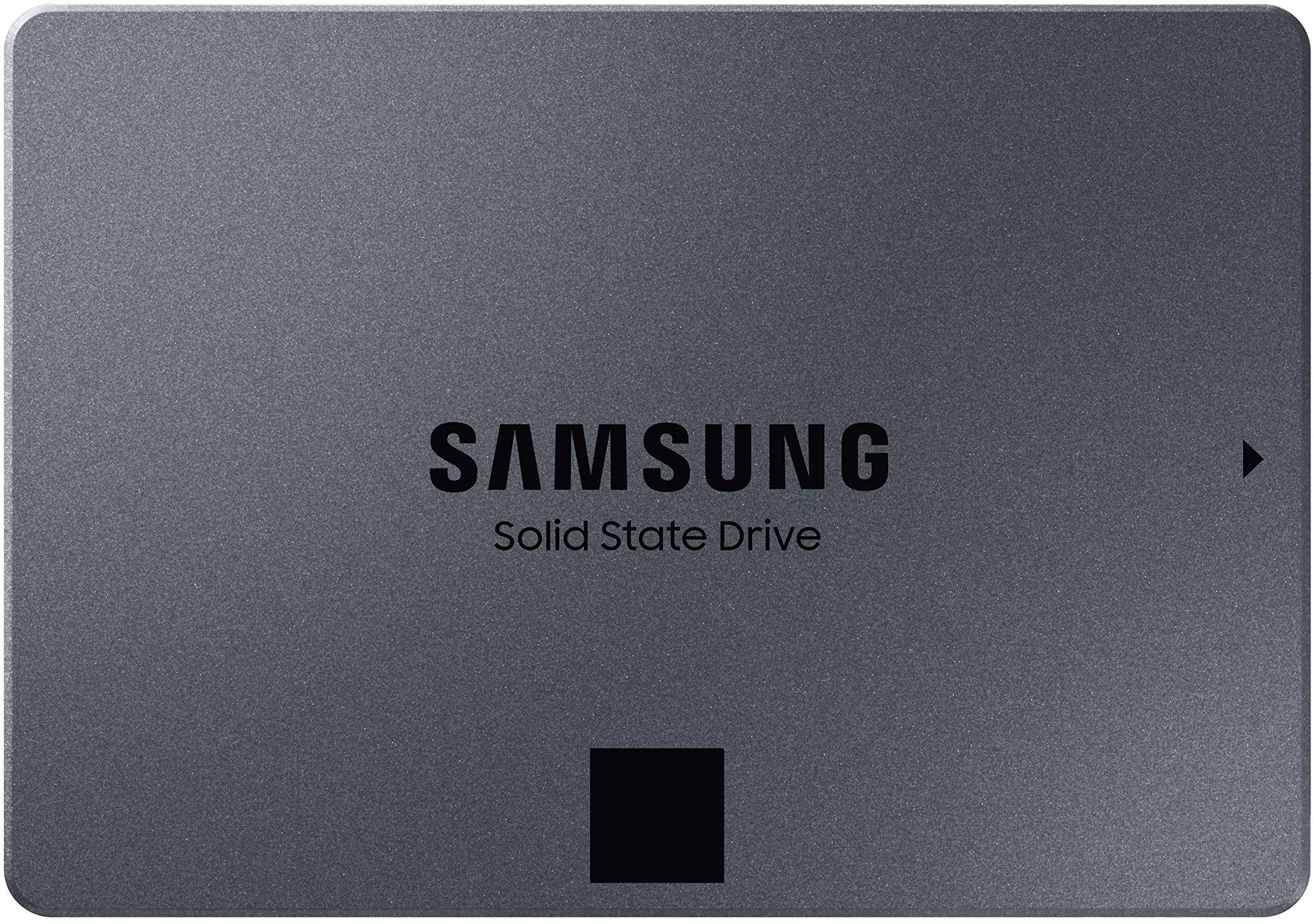Samsung, 870 QVOSATA 2,5 Cala Wewnętrzny Dysk SSD, 1 TB, Szary
