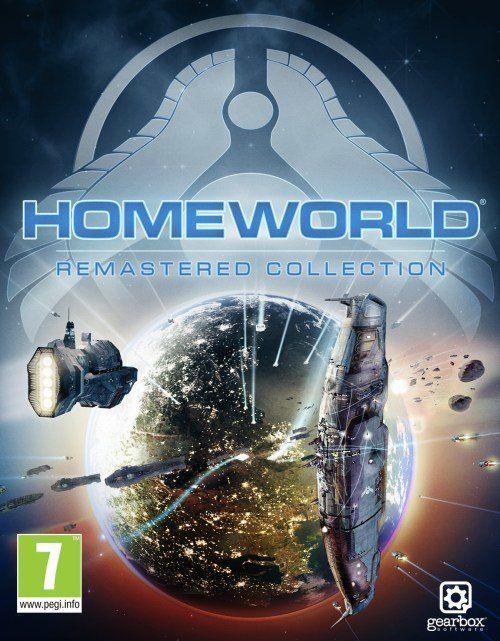Homeworld Remastered Collection (PC/MAC) klucz Steam