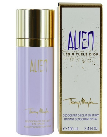 Thierry Mugler Alien dezodorant w sprayu - 100ml Do każdego zamówienia upominek gratis.