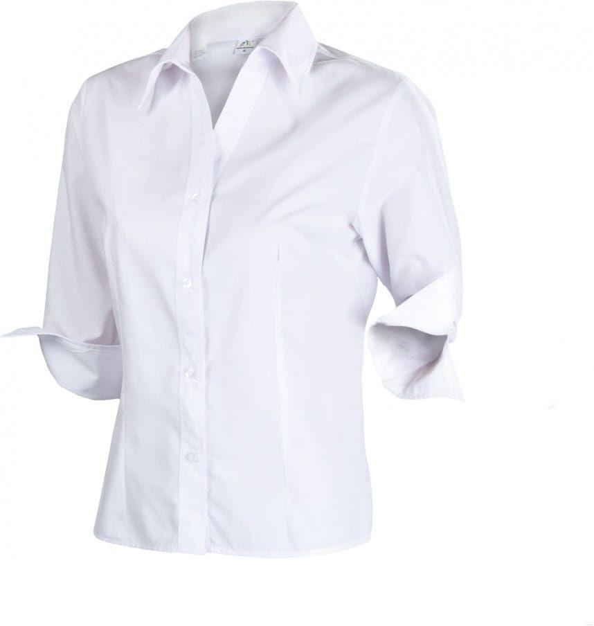 Koszula kelnerska Soft biała