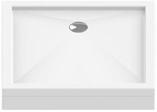 Brodzik prostokątny 100x80 Cantare New Trendy (B-0265)