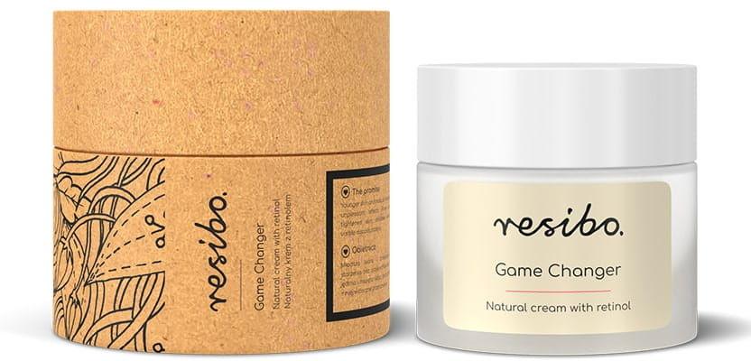 Resibo Naturalny Krem z Retinolem Game Changer 30 ml