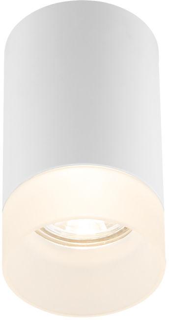 Globo JENNY 12017W plafon lampa sufitowa biała 1xGU 35W 6,5cm