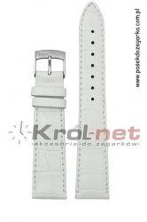 Pasek 8435/90/16 - biały