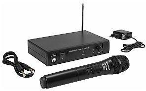 OMNITRONIC VHF-101 Mikrofon bezprzewodowy 209.80MHz