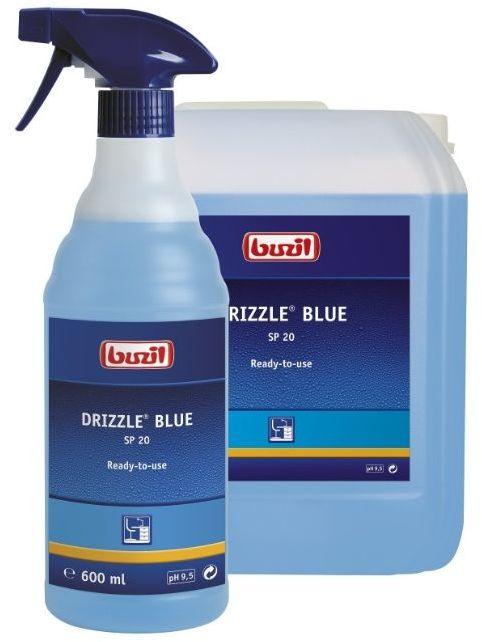 DRIZZLE BLUE SP 20 Buzil - Uniwersalny preparat czyszczący