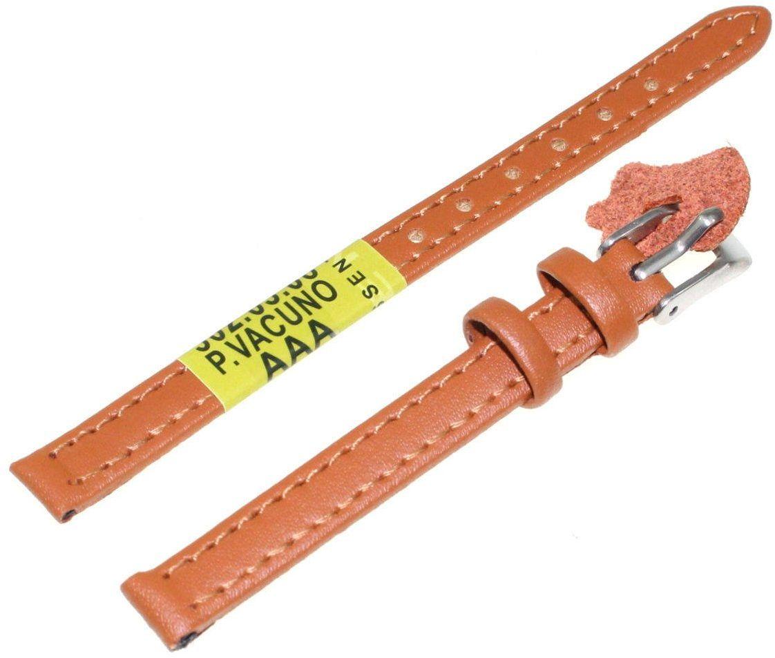 Skórzany pasek do zegarka 8 mm Diloy 302.8.3