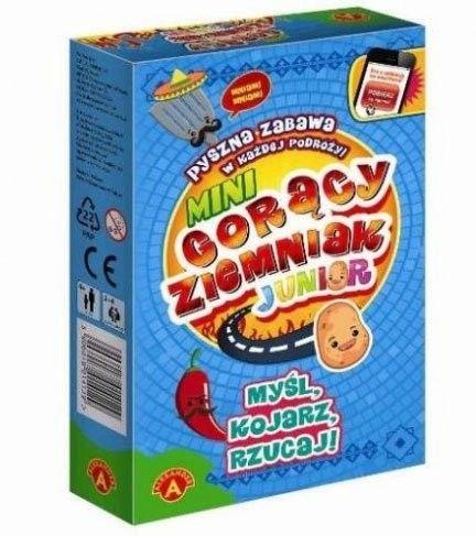 Gra Gorący Ziemniak Junior Mini ALEXANDER 1412