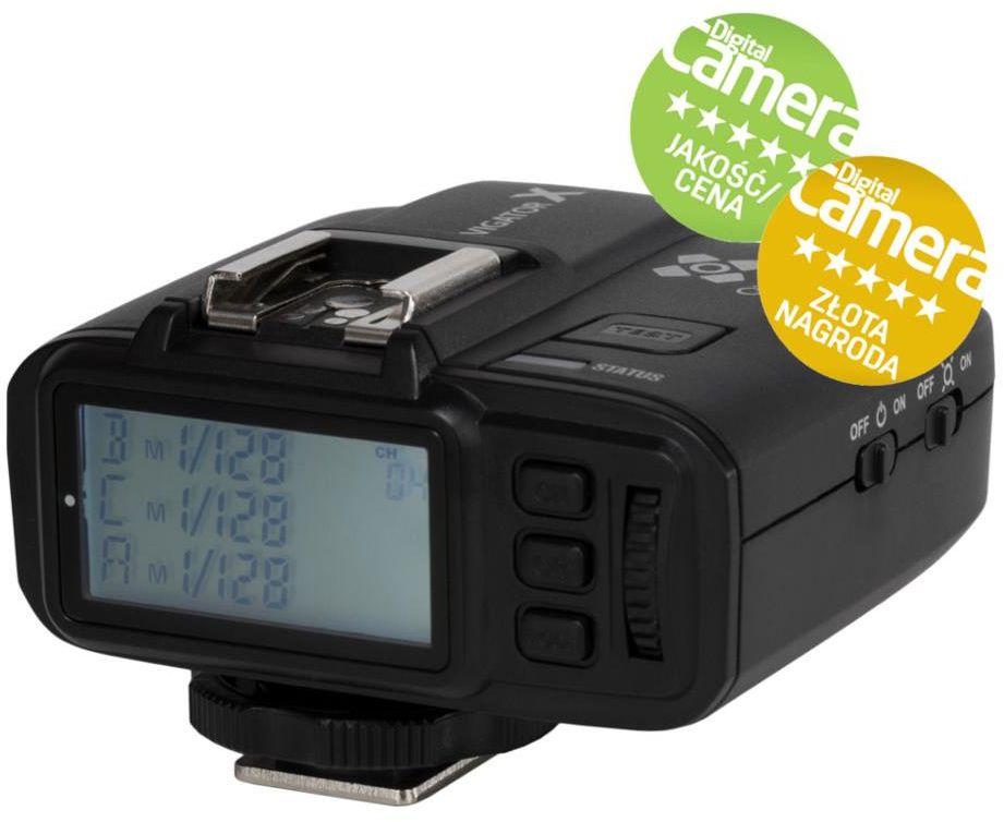 Quadralite Navigator X S - nadajnik do Sony MIS Quadralite Navigator X S / Sony MIS