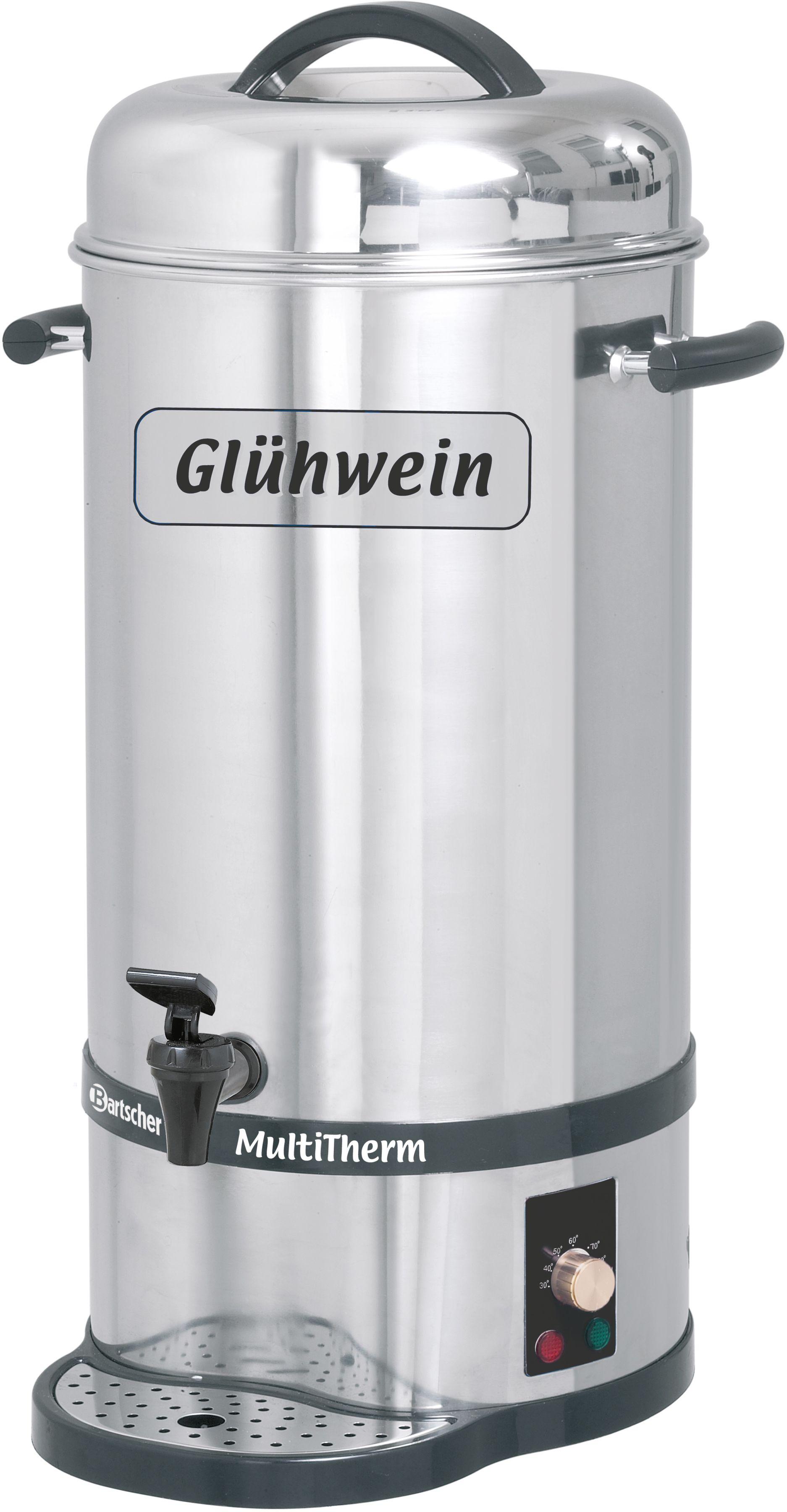Warnik do grzanego wina lub do wody MultiTherm 20 l