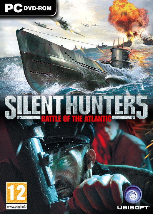 Silent Hunter 5: Battle of the Atlantic (Gold Edition)(PC) klucz Uplay