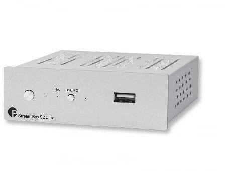 Pro-Ject Stream Box S2 Ultra - srebrny +9 sklepów - przyjdź przetestuj lub zamów online+