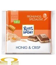Czekolada Ritter Sport Honig&Crisp 100g