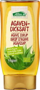 Syrop z agawy bio 345 g 250 ml - allos