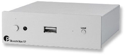 Pro-Ject Stream Box S2 - srebrny +9 sklepów - przyjdź przetestuj lub zamów online+