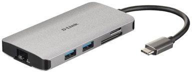 Hub USB D-LINK DUB-M810. Do 20 rat 0% Pierwsza rata za 3 miesiące! ODBIÓR W 29 min! DARMOWA DOSTAWA! SPRAWDŹ!