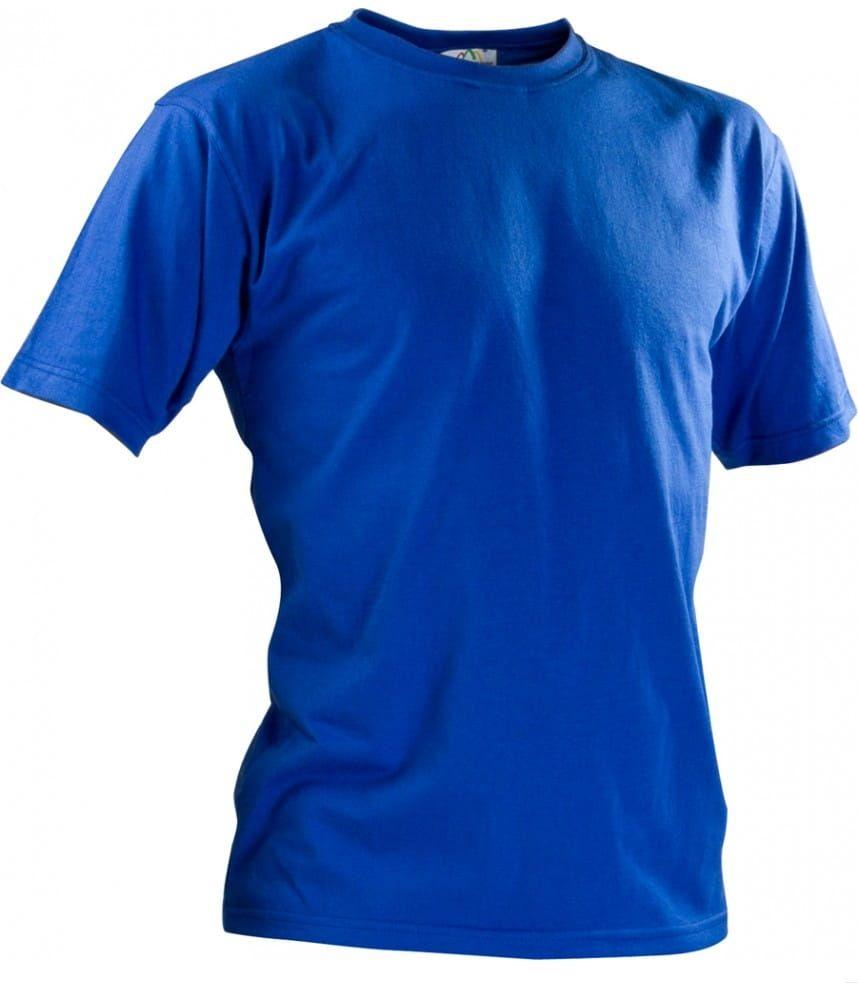 Koszulka T-shirt niebieska