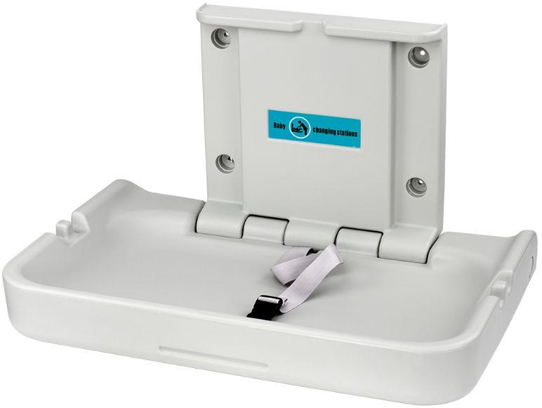 Przewijak dla niemowląt / Stanowisko przewijania małych dzieci przewijak ścienny dla dzieci, przewijak do publicznych toalet, przewijak dla niemowląt