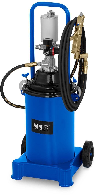 Smarownica pneumatyczna - 12 l - 300-400 bar - MSW - PRO-G 12M - 3 lata gwarancji/wysyłka w 24h