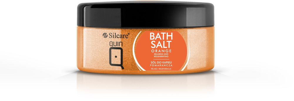 Sól do kąpieli QUIN pomarańcza 350 g
