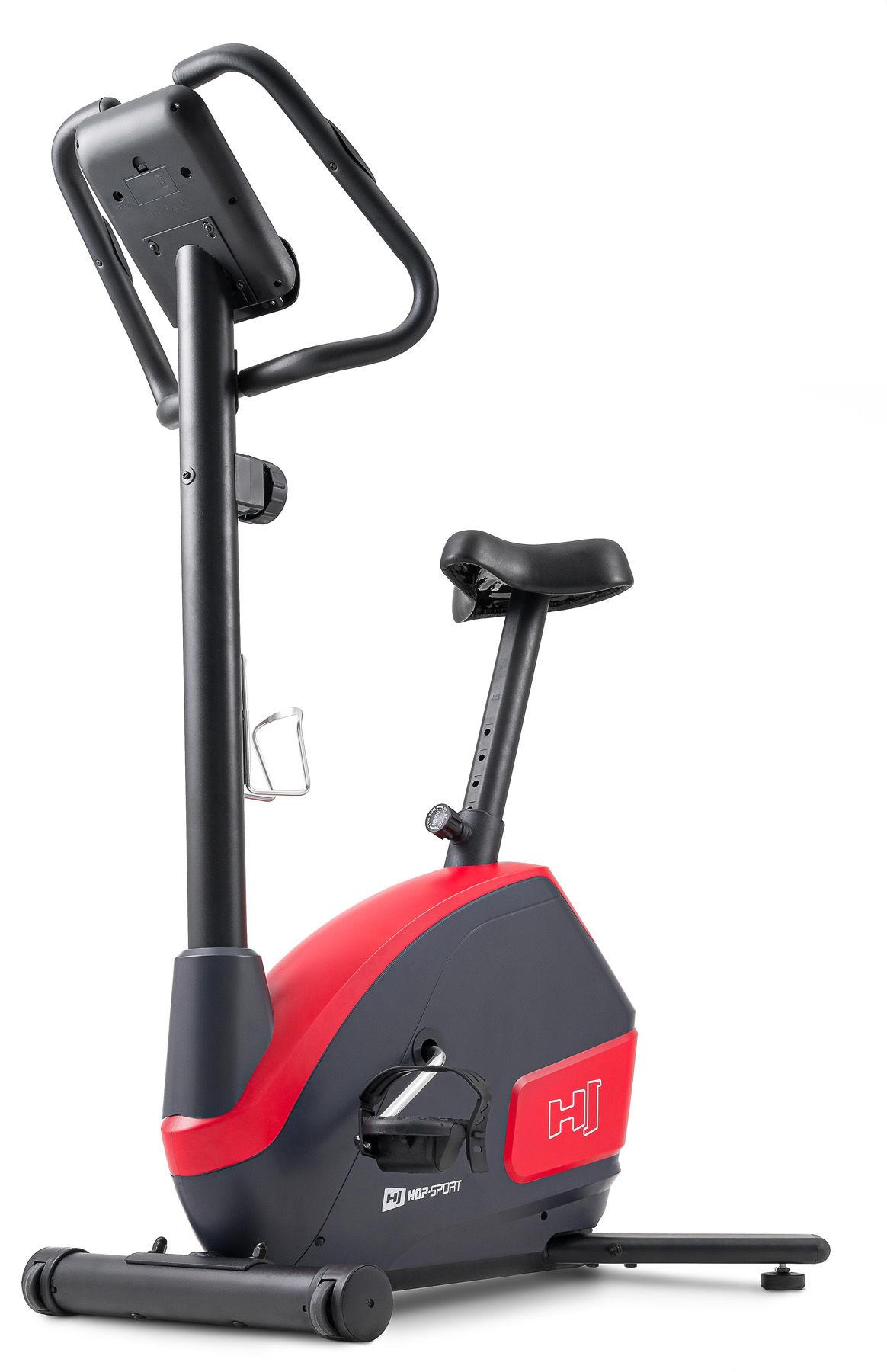 Rower magnetyczny HS-035H Leaf Czerwony