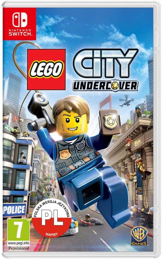 Lego City Undercover / Warszawa