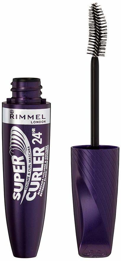Rimmel London 24 godziny Supercurler Mascara, Extreme Black by Rimmel