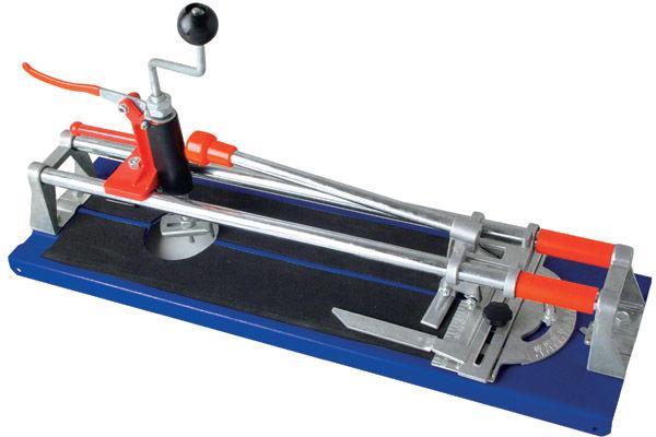 Urządzenie do cięcia glazury 600mm z otw. 3w1