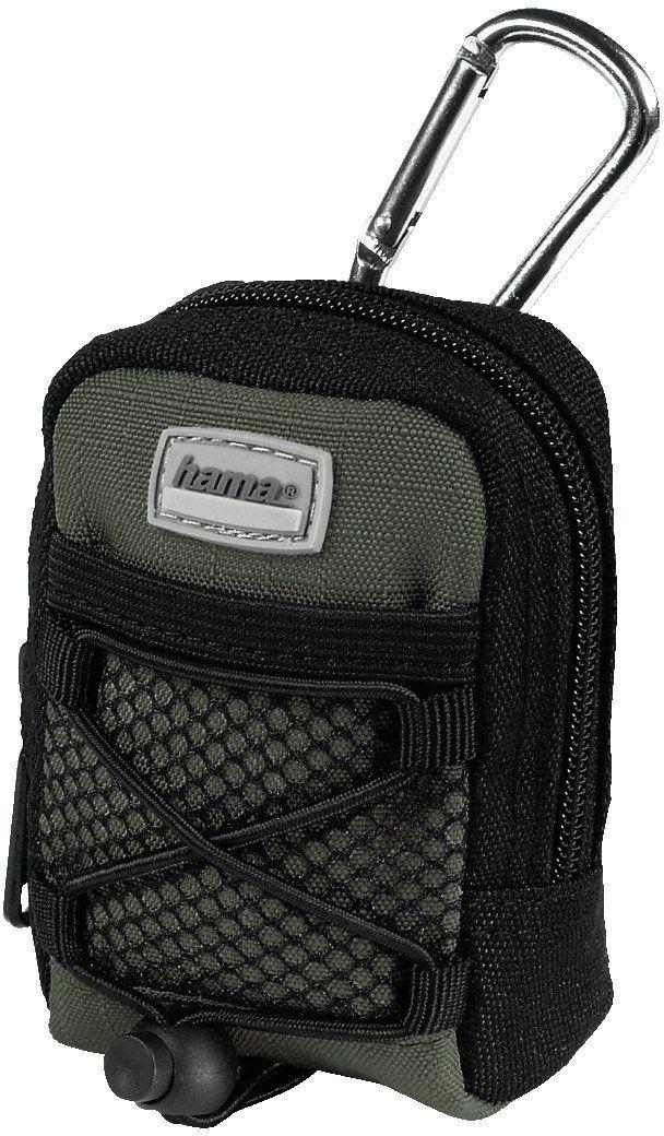 Hama Fancy Backpack DF 10 torba na aparat kompaktowy, khaki/czarna