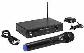 OMNITRONIC VHF-101 Mikrofon bezprzewodowy 201.60MHz